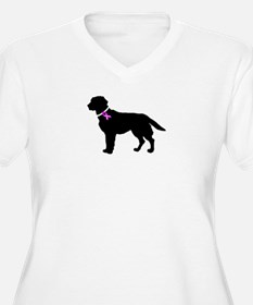 Labrador Retriever Breast Can T-Shirt