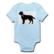 Labrador Retriever Breast Can Infant Bodysuit