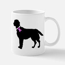 Labrador Retriever Breast Can Mug