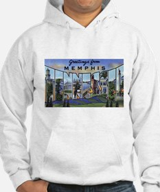 Memphis Tennessee Greetings (Front) Jumper Hoody