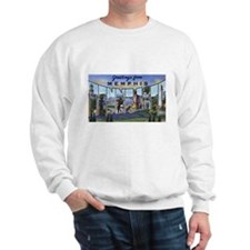 Memphis Tennessee Greetings Jumper