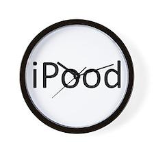 iPood.png Wall Clock