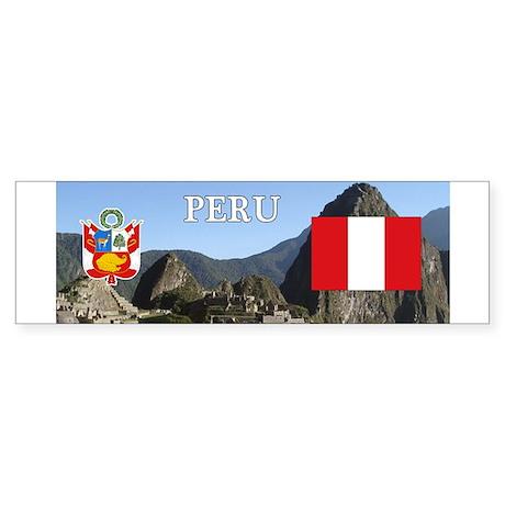 Peru.jpg Sticker (Bumper 50 pk)