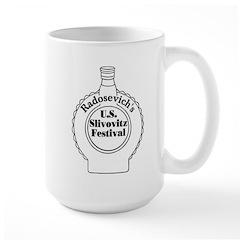 Slivovitz shot glass