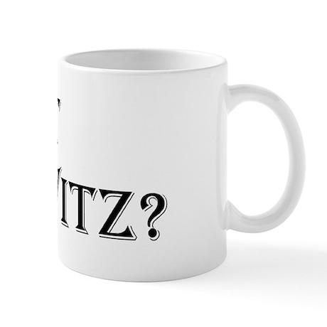 "Regular ""Got Slivovitz"" coffee mug"