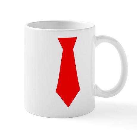 Red Tie.png Mug