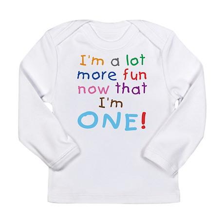 bts-1002NL_one Long Sleeve T-Shirt