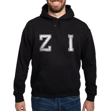 ZIA, Vintage, Hoodie (dark)