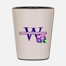 University of Whatev.png Shot Glass