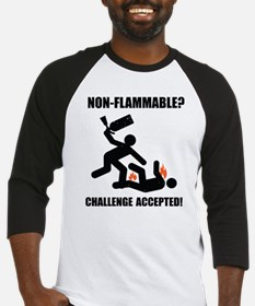 Non-Flammable Baseball Jersey