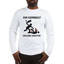 Non-Flammable Long Sleeve T-Shirt
