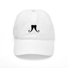 Mustache2.png Baseball Cap