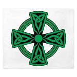 Celtic Cross King Duvet
