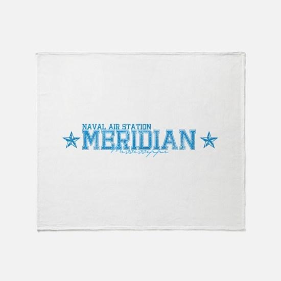 NASmeridian.png Throw Blanket