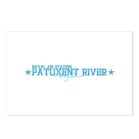 NASpaxriver.png Postcards (Package of 8)