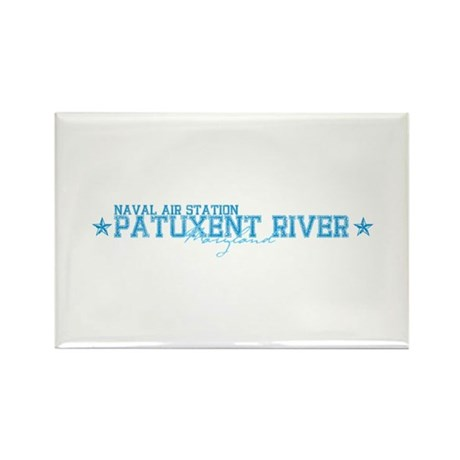 NASpaxriver.png Rectangle Magnet (100 pack)