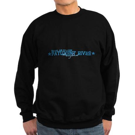 NASpaxriver.png Sweatshirt (dark)