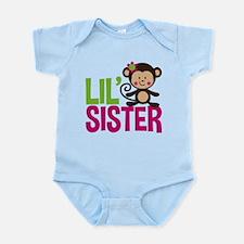 Monkey Little Sister Body Suit