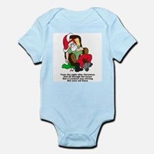 Night After Christmas Infant Bodysuit