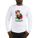 Night After Christmas Long Sleeve T-Shirt