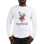 Merry Christmas To All Long Sleeve T-Shirt