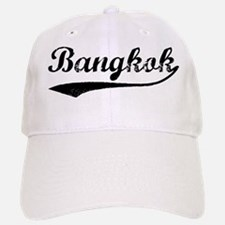 Vintage Bangkok Baseball Baseball Cap