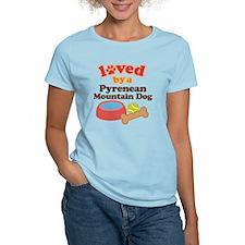 Pyrenean Mountain Dog Pet Gift T-Shirt