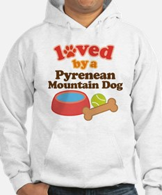 Pyrenean Mountain Dog Pet Gift Hoodie