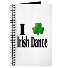 <b>I Irish Dance</b><br> Journal