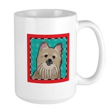 Pomeranian Cartoon Mug