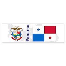 Panama.jpg Bumper Sticker