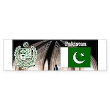 Pakistan.jpg Bumper Sticker