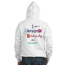 Relationship with Reality Hoodie