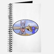 Western Scottie Dog Journal