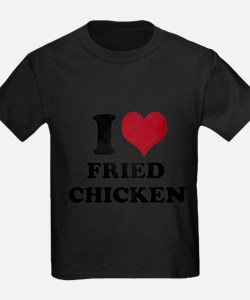 Funny I love fried chicken T