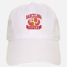 Barcelona Espana Baseball Baseball Cap
