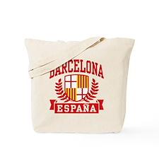 Barcelona Espana Tote Bag