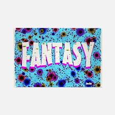 fantasy Rectangle Magnet