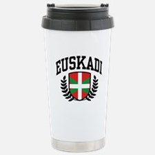 Euskadi Stainless Steel Travel Mug