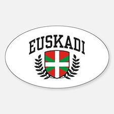 Euskadi Decal
