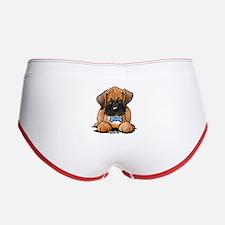 Boxer Puppy Women's Boy Brief