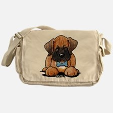 Boxer Puppy Messenger Bag