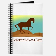 desert dressage w/ text Journal