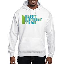 Happy Birthday 1 Hoodie