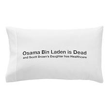 brown Pillow Case