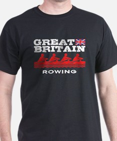 Great Britain Rowing T-Shirt