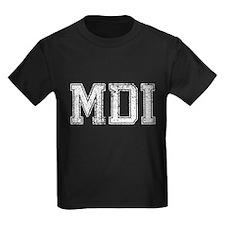 MDI, Vintage, T
