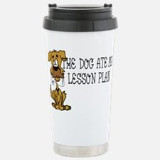 lesson.png Stainless Steel Travel Mug