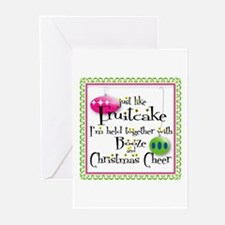 Just like Fruitcake... Greeting Cards (Package of