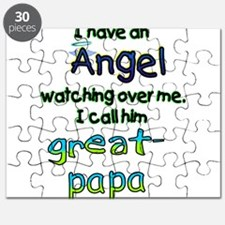 I HAVE AN ANGELGREAT PAPA.png Puzzle